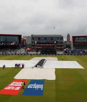 INDIA vs NEW ZEALAND SEMI FINAL ENGLAND RAIN