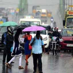 Rains in Tamil Nadu till Jan 5