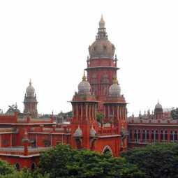 CHENNAI HIGH COURT ORDERS EXTEND JUDGES