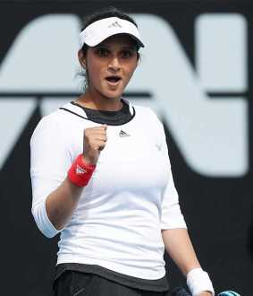 Sania Mirza wins Hobart International Women's doubles title