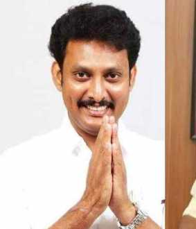 Corona prevention measure ..! Order appointing two ministers to Trichy