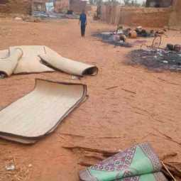 134 people killed by tribes in africas mali