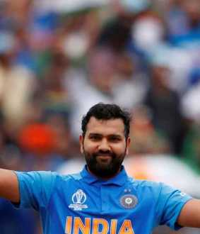 rohit sharma contribution towards corona containing actions