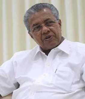 Opposition parties are responsible for the increase in corona in Kerala - Binarai Vijayan reply!
