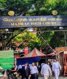 chennai high court lawyers instruction police circular issued