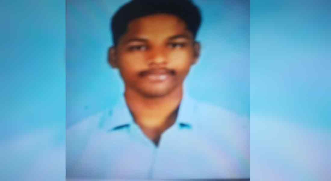 A private college student commits suicide in kovai
