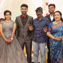 ramesh kanna wedding koundamani