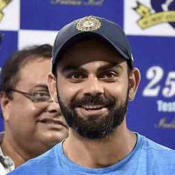 ganguly about kohli captainship in upcoming worldcup series