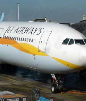 JET AIRWAYS COMPANY AGAIN START FLIGHT SERVICE, EMPLOYEES INVEST ANNOUNCED