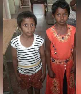 grandmother home vaniyambadi two children police station