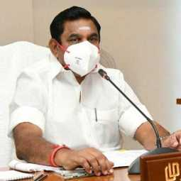 Chief Minister Palanisamy orders to conduct corona vaccine research in Tamil Nadu!