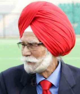 hockey legend balbir singh passed away