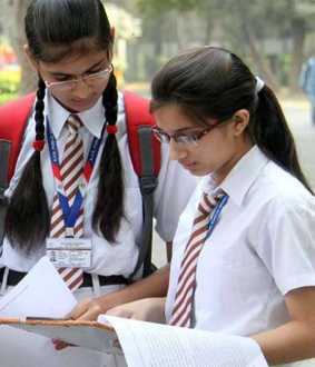 class 10th results announced by cbse