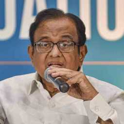 chidambaram about economy package