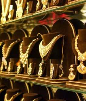 income tax officials raid jewellers