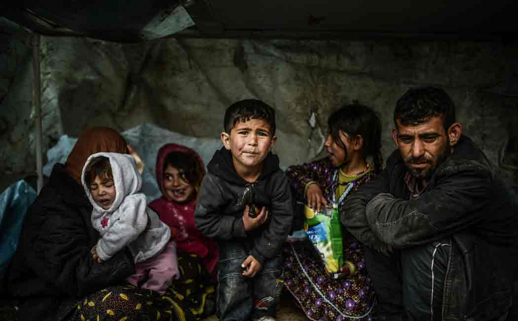 Worldwide refugee displacement touches 70 million says unicef