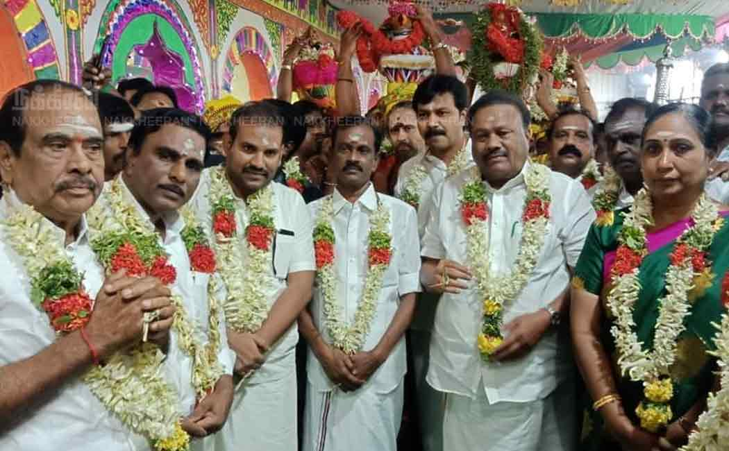palani temple function