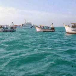 Tamil Nadu fishermen arrested