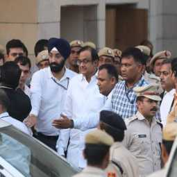 PC Chidambaram to appear in court today cbi may be extend custody