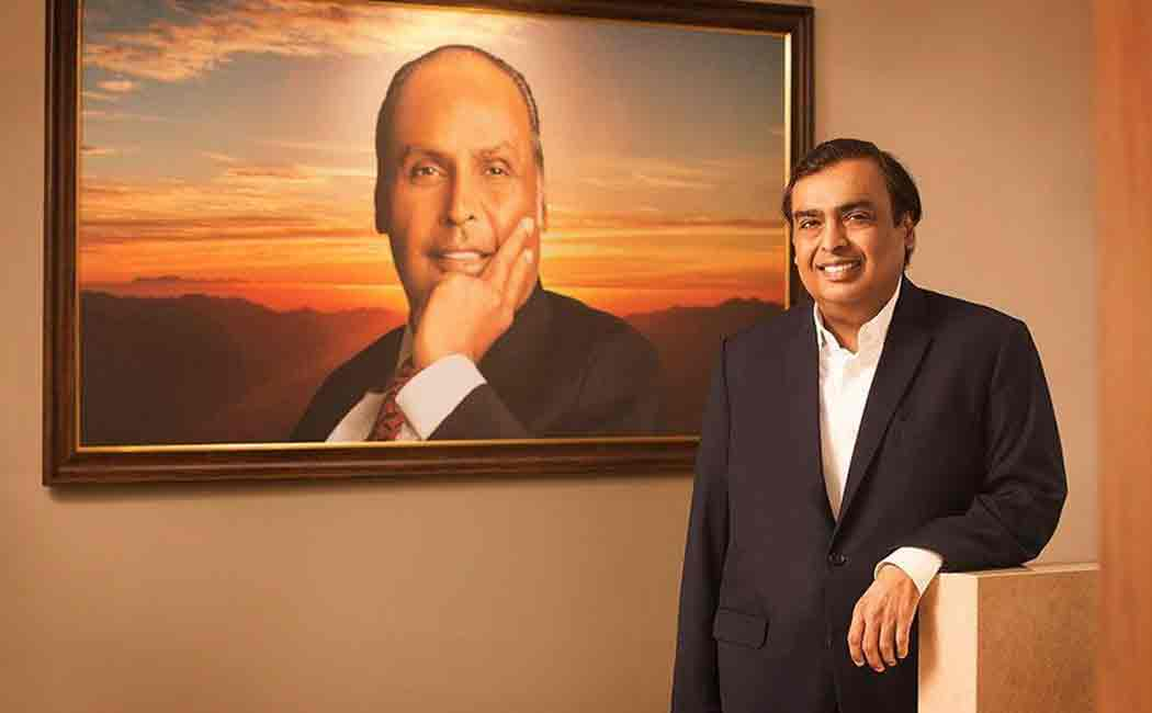 reliance first quarter financial year profit