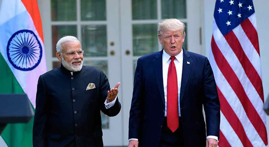 Trump invite PM Modi