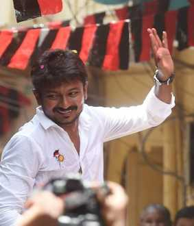dmk udhayanidhi stalin election commission notice
