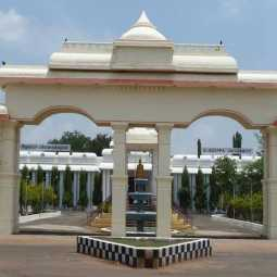 sivagangai district alagappa university sand thief
