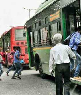 delhi girl thrown out of bus