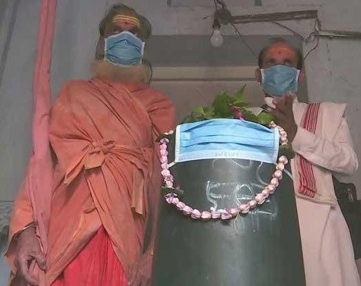 Corona virus to solve Modi's problems?