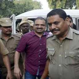 A month's parole ... perarivalan came out!