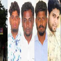 pollachi issue Five arrested person's sudden transfer to Salem jail