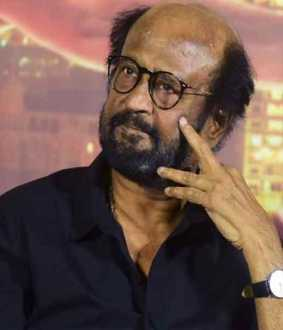 Rajinikanth telephone condolences to deceased father and son's family - Karate Thiagarajan
