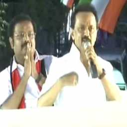 dmk leader stalin election campaign