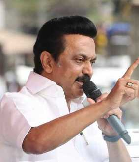 stalin on kanyakumari election asking question against palanisamy speech