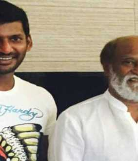 Excellence to Illayaraja; Invitation to Rajinikanth