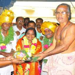 telangana state governor tamilisai appointment in president of india oath ceremony sep 8