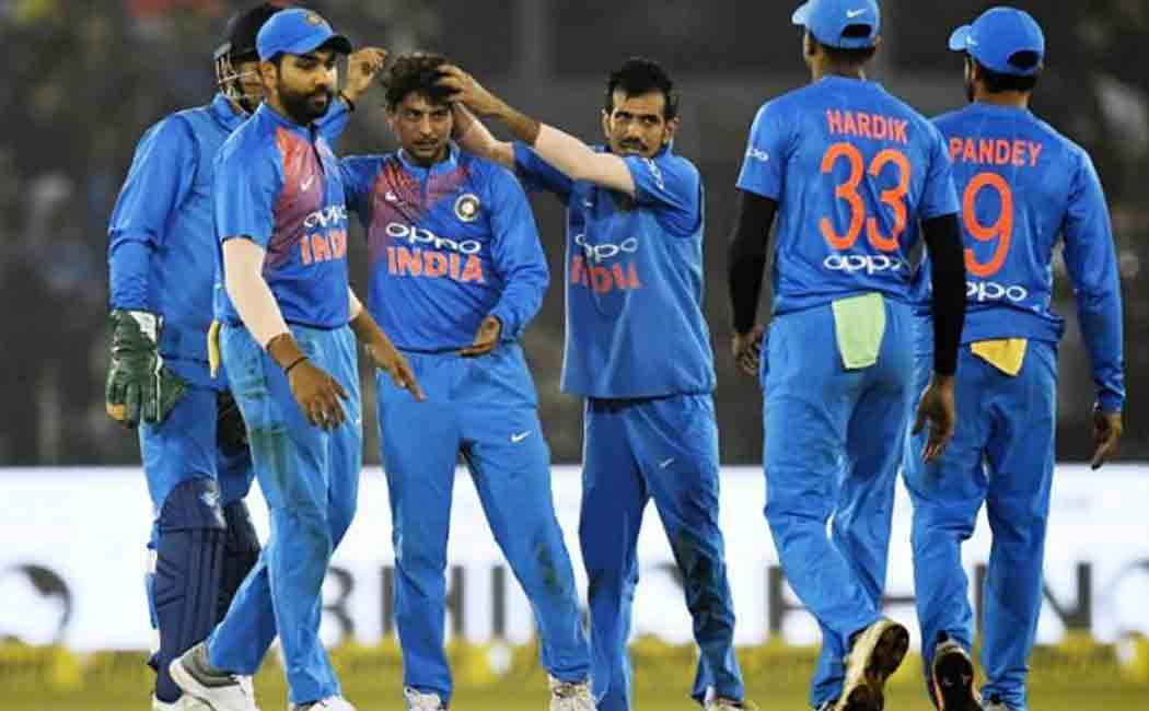 8 out of 15 Indian players are going to play their first World Cup series