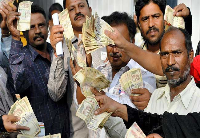 MONEY DEMONETIZATION PM NARENDRA MODI ANNOUNCED BUT FAKE MONEY CONTINUE