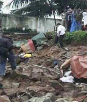House collapse in Coimbatore... 3 people including a boy rescued