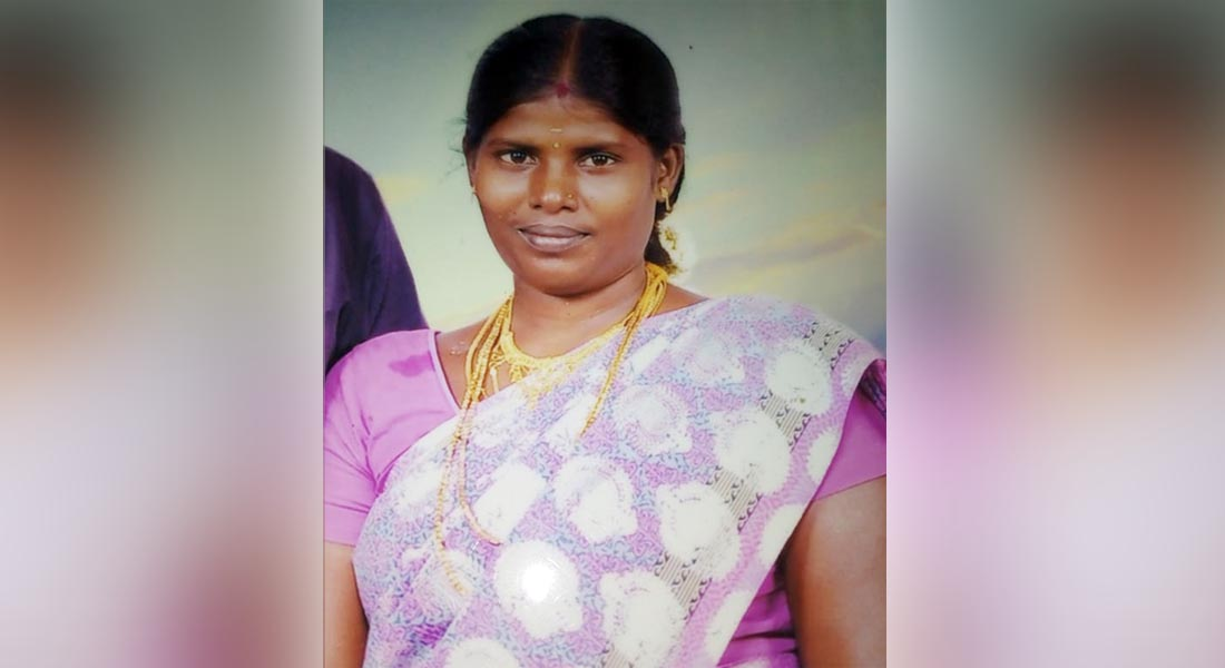 The farmer  her husband  Stella Marie take and decide wrong decision rajapalayam