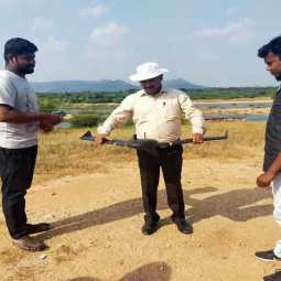 keezhadi and adichanallur radar Excavating tamilnadu government
