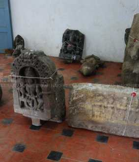 The oldest idols in Tamil Nadu in guindy