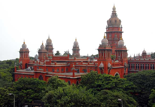 temple land issues tn govt order chennai high court