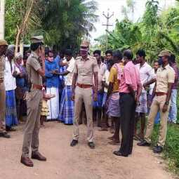 Pudukottai - Married Women - Incident on keeramangalam - aayingudi