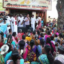 thiruparankundram by election mk stalin campaign