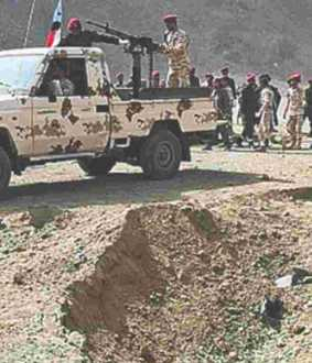 army base attacked in yemen