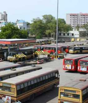 50 special buses for Deepavali shopping in Chennai - Announcement for city transport