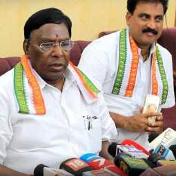 'Governor has no power' democracy has won by court order - Chief Minister Narayanasamy
