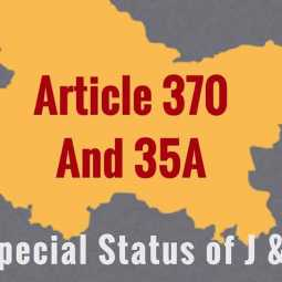 details about article 370 and 35a for jammu and kashmir