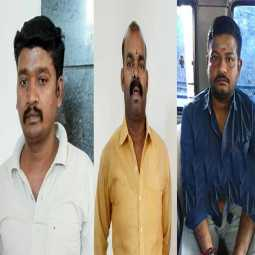 cuddalore police arrest in rowdies goondas act commissioner order